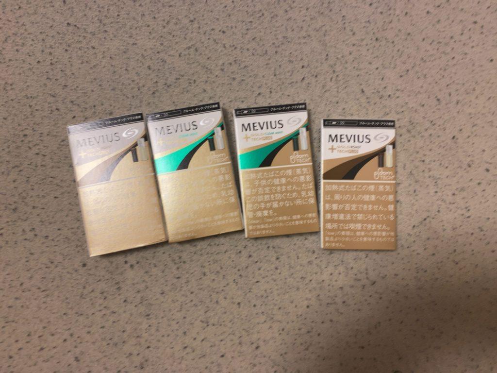 プルーム・テック・プラス タバコ